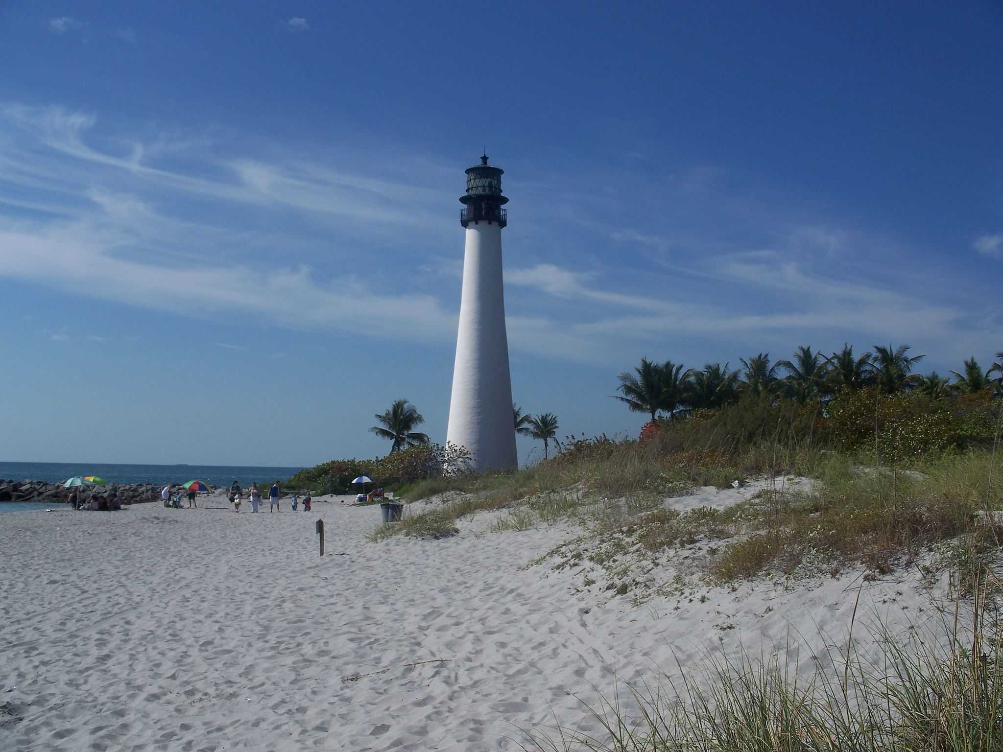 phare key biscayne