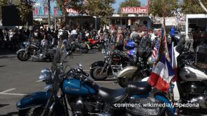 rassemblement Harley