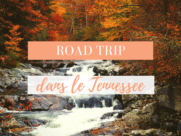 road trip Tennessee