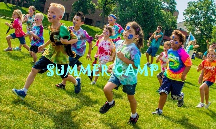summer camp enfants