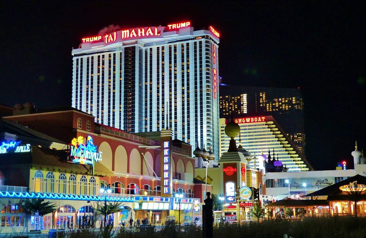 atlantic city de nuit