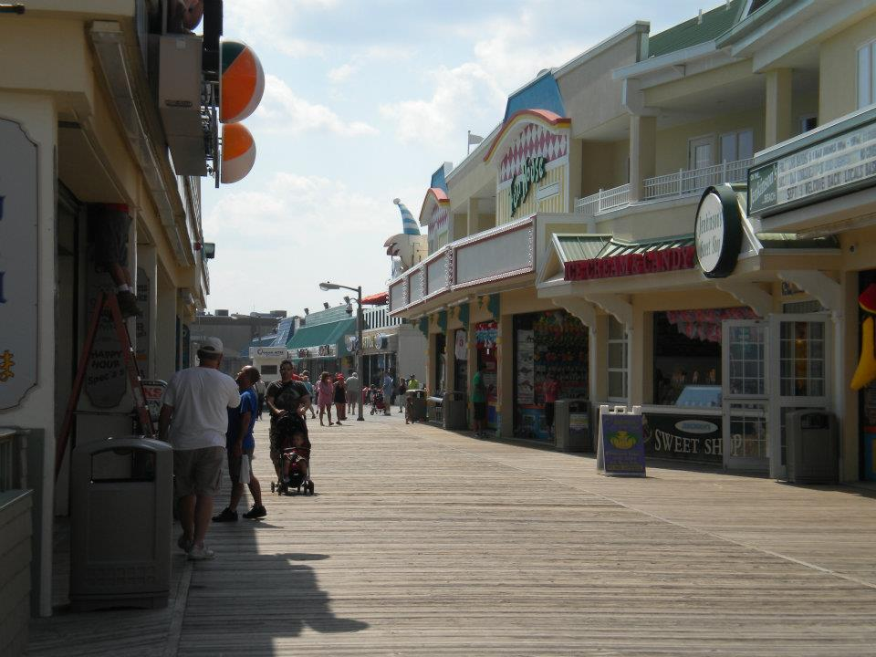 boardwalk point pleasant