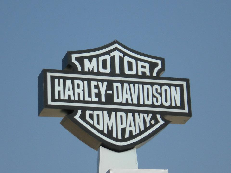 panneau Harley