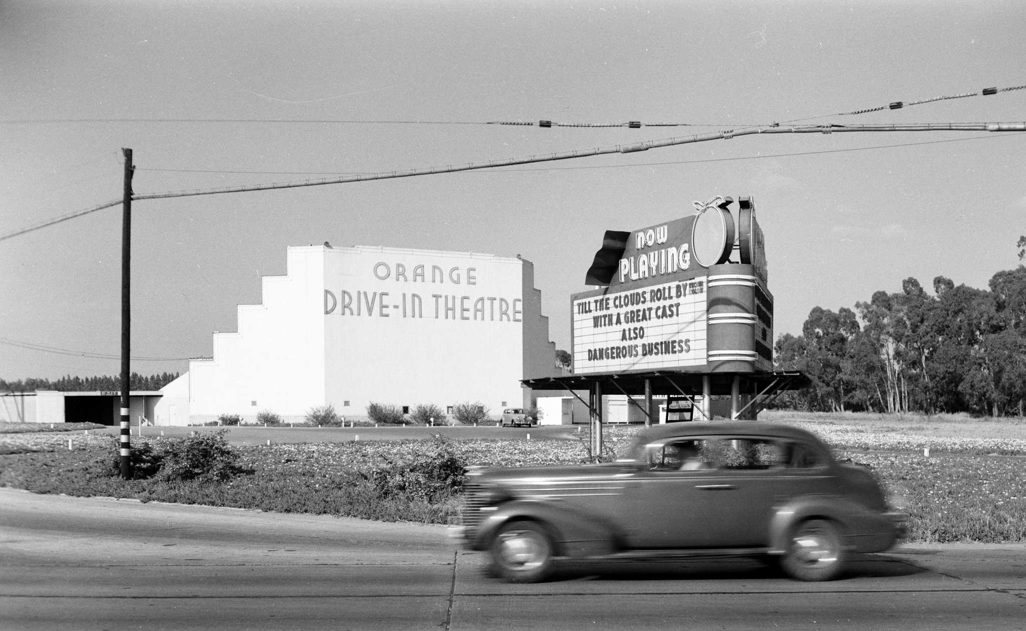 vieux drive in