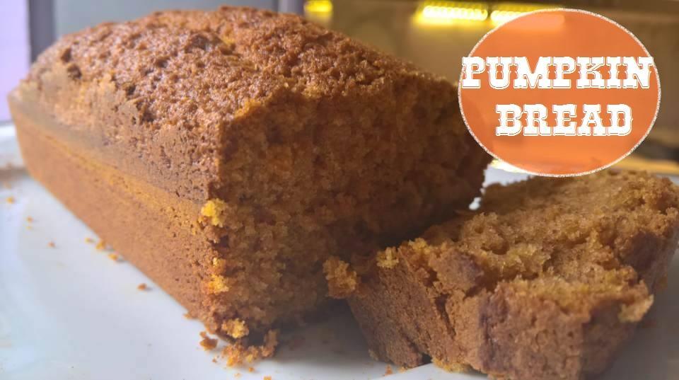 recette pumpkin bread