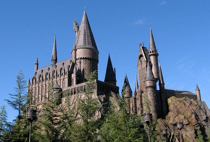 château de harry potter universal studios