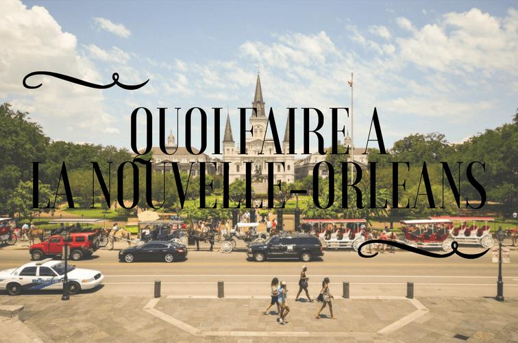 nouvelle orléans cathédrale
