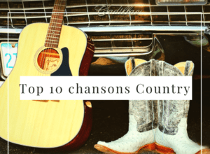 Top 10 chansons Country