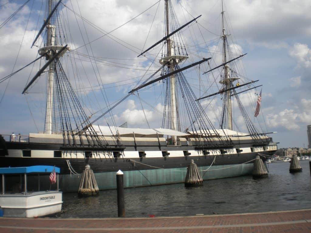 bateau baltimore