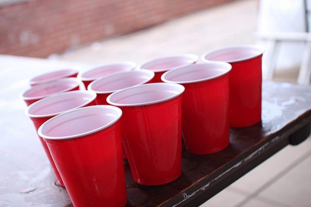 beer pong jeu