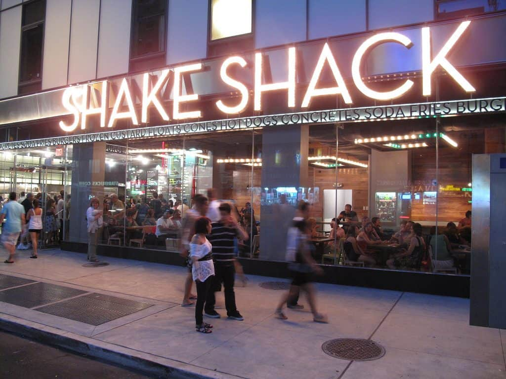 shake shack new york