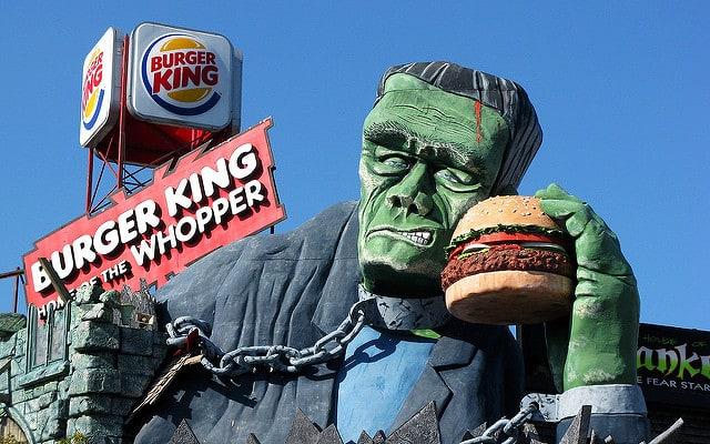 burger king clifton hill