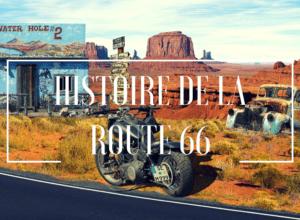 Histoire de la route 66