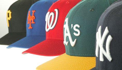 casquettes baseball