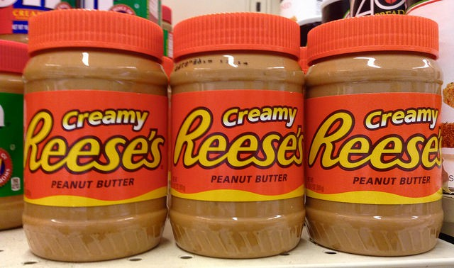 peanut butter Reese's