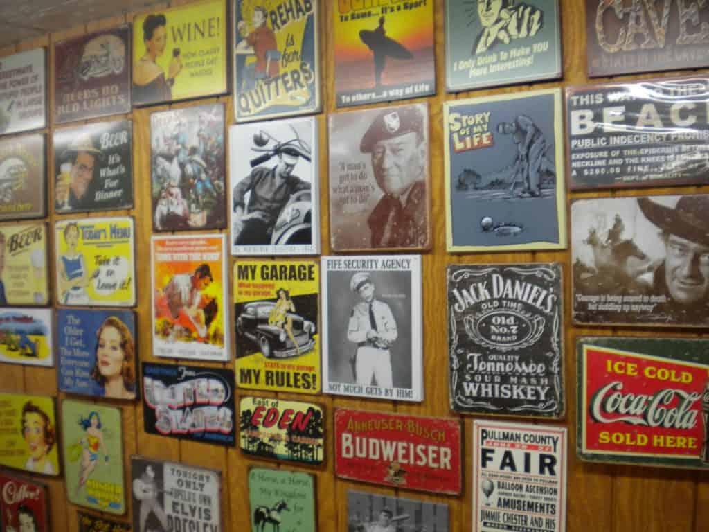 plaques souvenirs