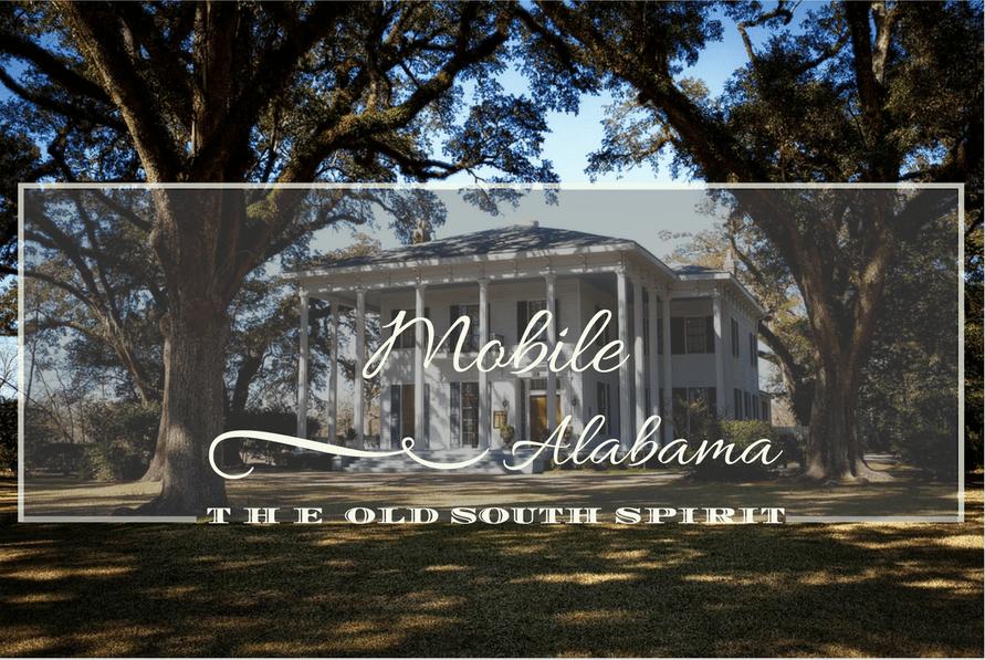 miaison de Mobile en Alabama