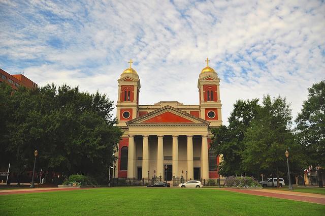 cathédrale Mobile Alabama