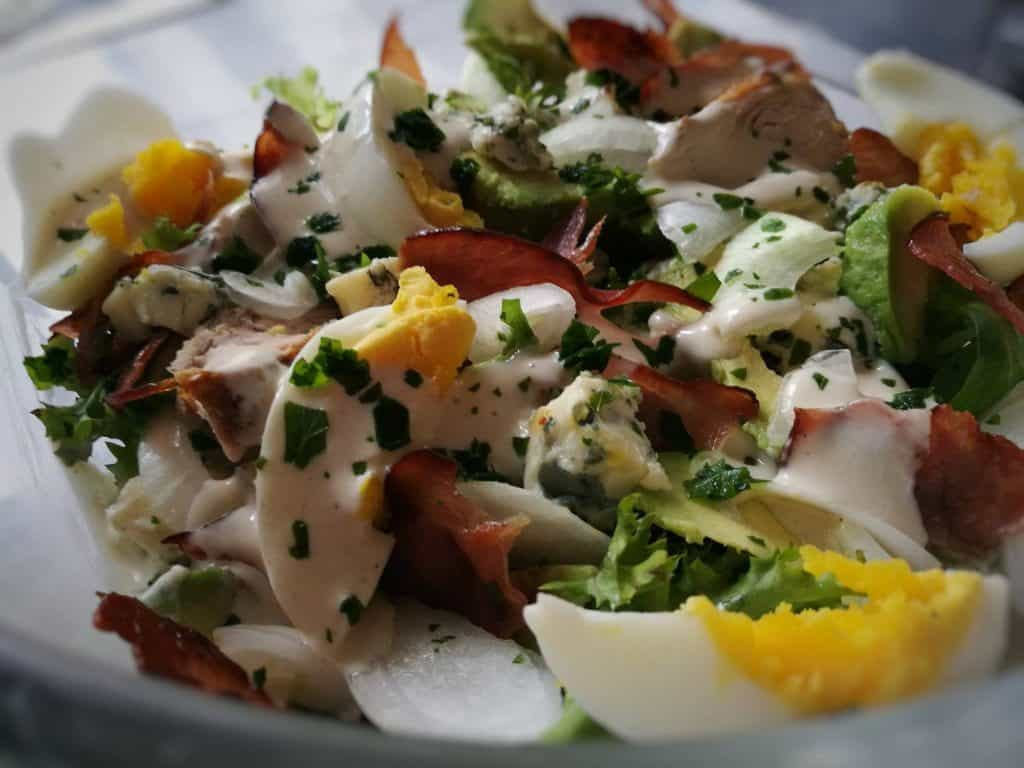 cobb salad recette