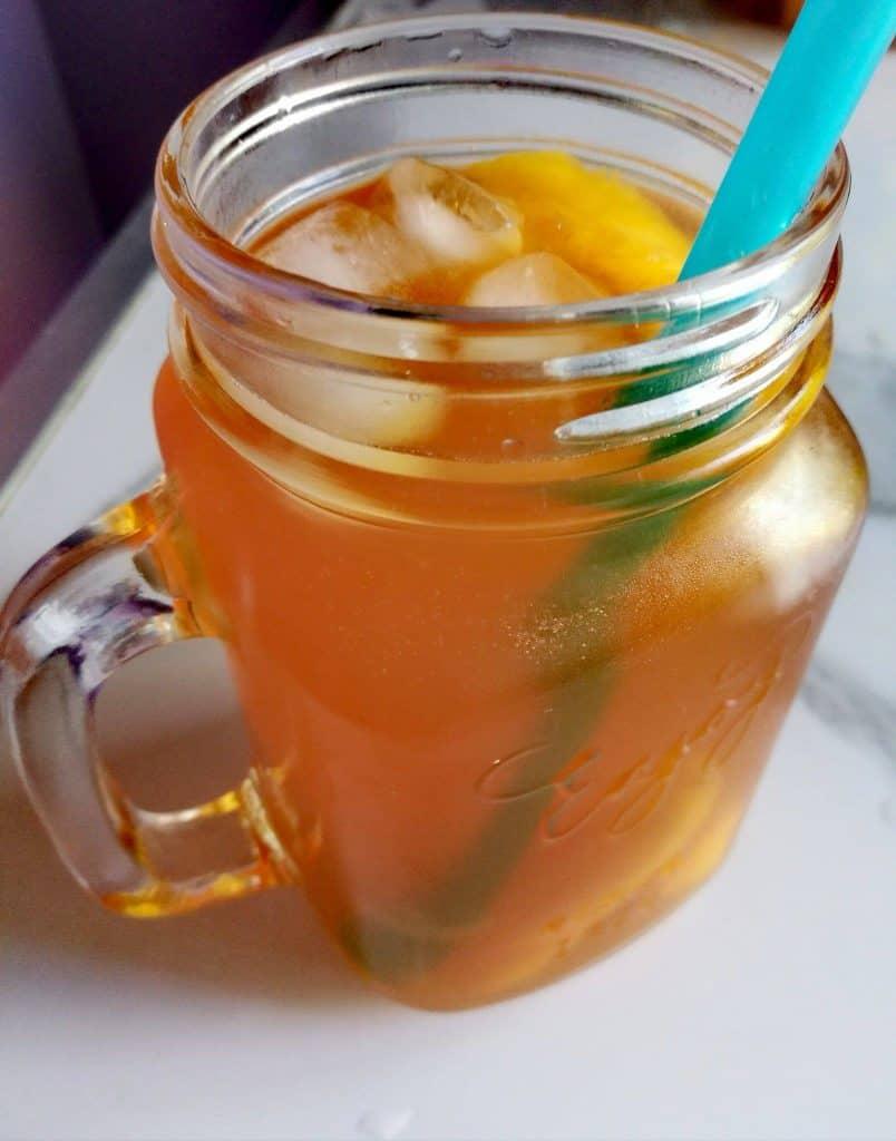 Homemade ice tea le vrai th glac am ricain mythique am rique magazine - Vrai frigo americain ...