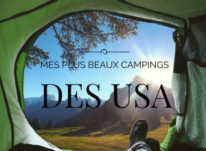 les plus beaux campings des usa
