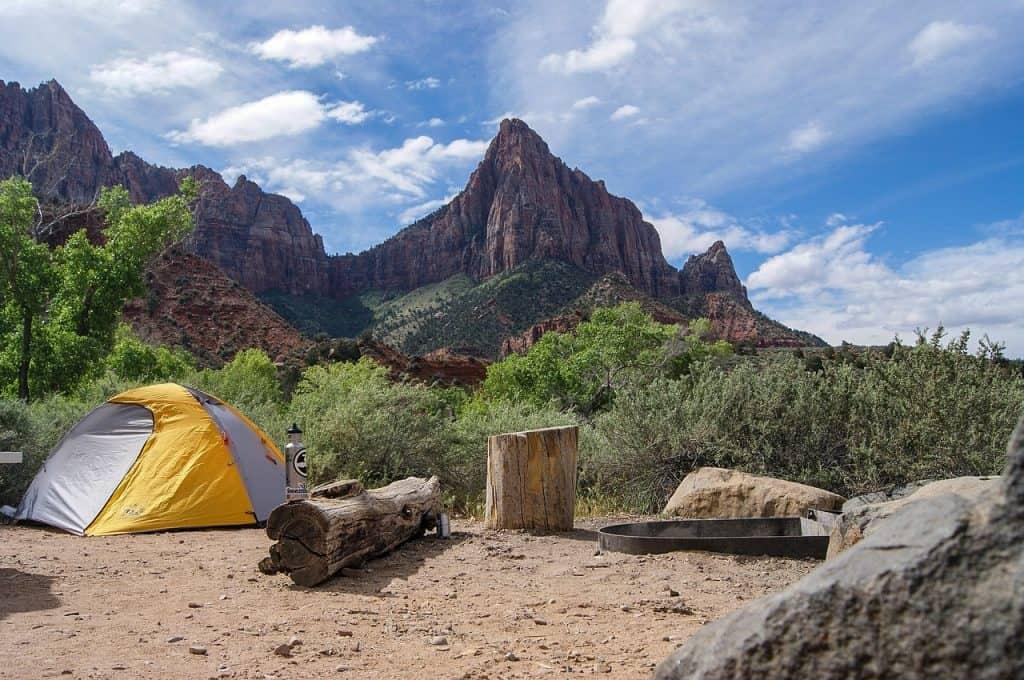 camping sauvage usa