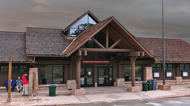grand canyon backcountry information center