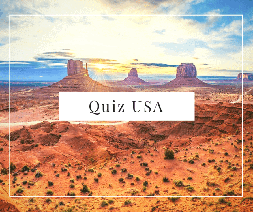 quiz USA Etats-Unis