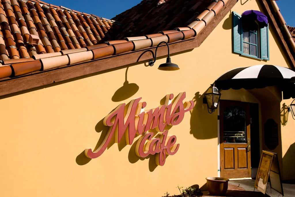 mimi's cafe restaurant