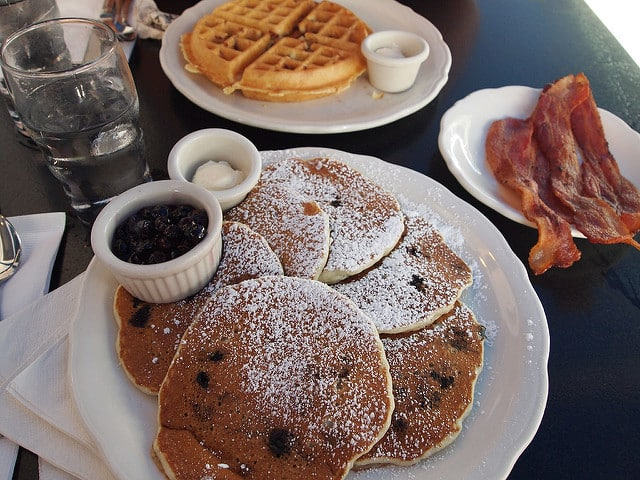 the original pancake house breakfast