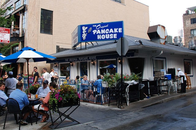 the original pancake house restaurant