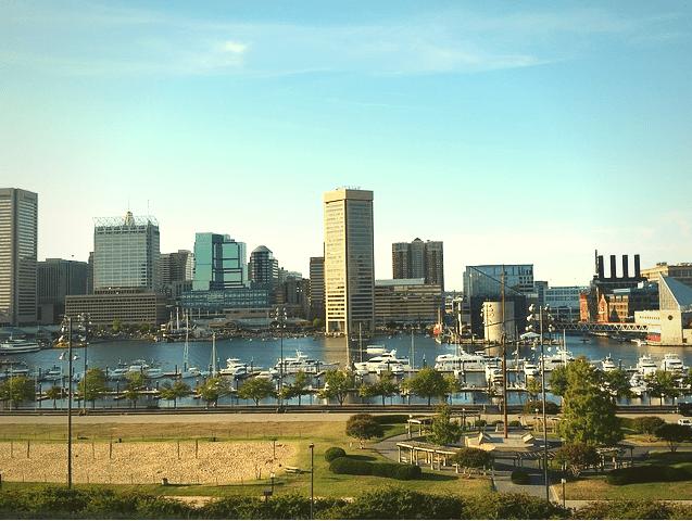 quoi faire à Baltimore