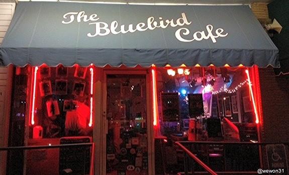 bluebird cafe nashville