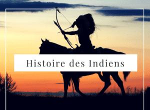 Histoire des Indiens d'Amérique- Etats-Unis