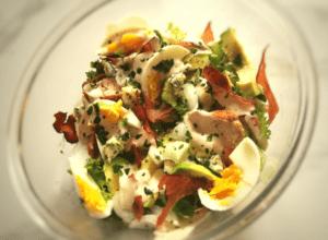 cobb salade recette