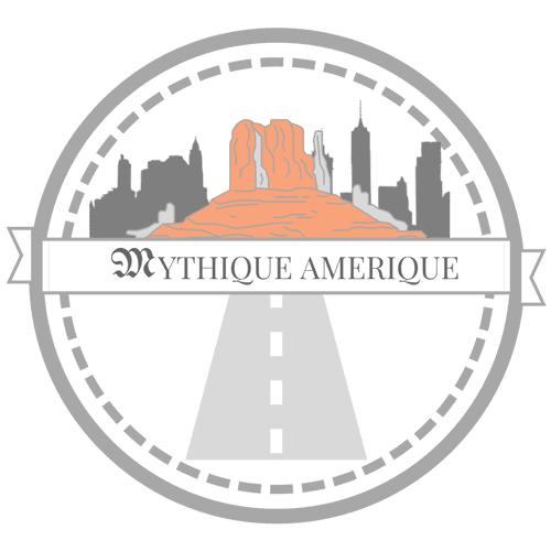 logo mythique amérique